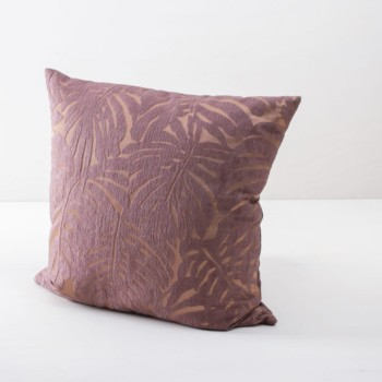 Pillows, leaf patterns, rent