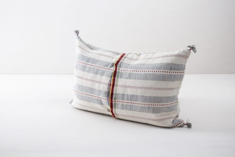 Pillow Natalia 40x60 | Soft, colourful and made from organic Kala cotton. These pillows are super cosy. | gotvintage Rental & Event Design