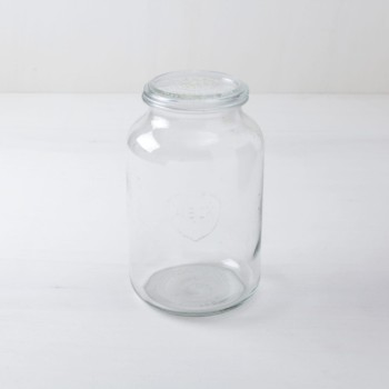 Preserving Jars Carolina | Large and rare vintage preserving jars. Nice for decoration with candles or flowers. | gotvintage Rental & Event Design