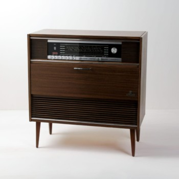 Radiogram, decoration, rent, Berlin, Hamburg, Cologne
