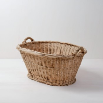 Baskets for decorating outdoor events