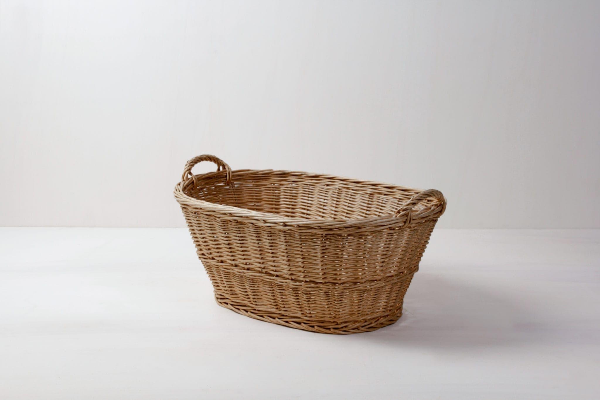 Körbe & Vintage Wäschekorb mieten, Hochzeitdeko & Eventgestaltung