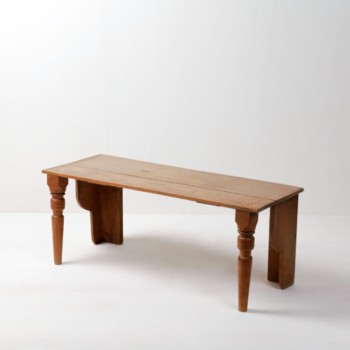Beistelltisch Gustavo | Beistelltisch aus Holz. Sehr variabel einsetzbar. | gotvintage Rental & Event Design