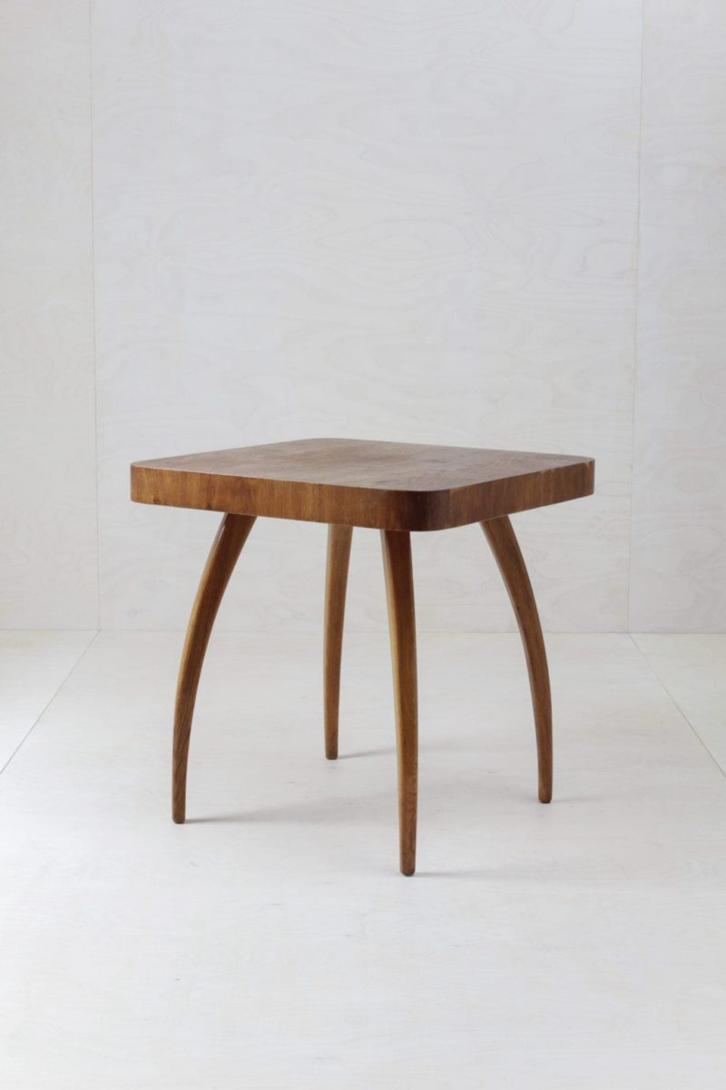 Halabala side table for Lounge, Bar