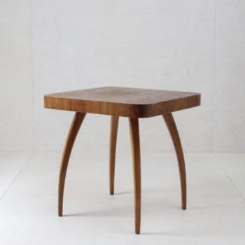 Beistelltisch Uriel | Halabala Designer Beistelltisch für die Lounge oder Bar mit Patina. Perfekt passend zu unseren Halabala Sesseln in modernen Farben. | gotvintage Rental & Event Design