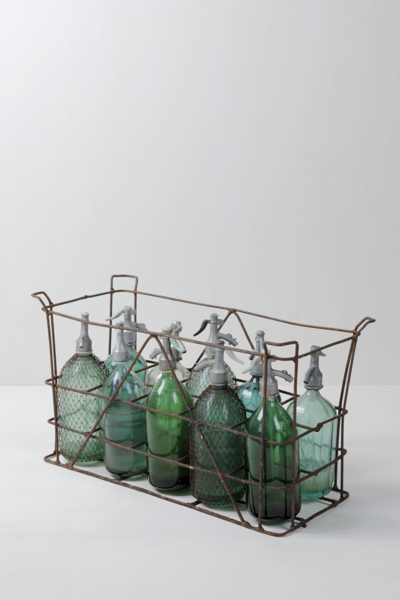 Metallkiste, vintage Sodaflaschen, mieten, Berlin, Hamburg, Köln