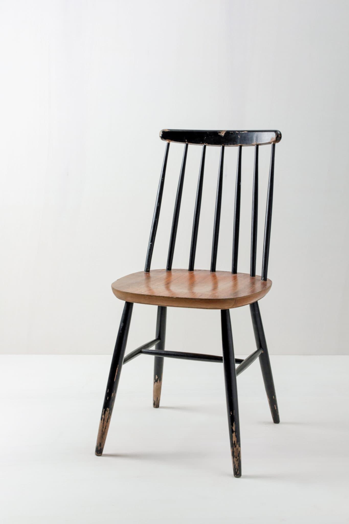 Tische und Stühle mieten in Berlin, Standardausstattung, Vintage