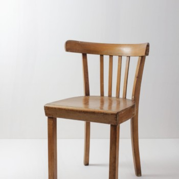Sprossenstuhl Francisco | Bequemer Sprossenstuhl in natürlichem Holzton. | gotvintage Rental & Event Design