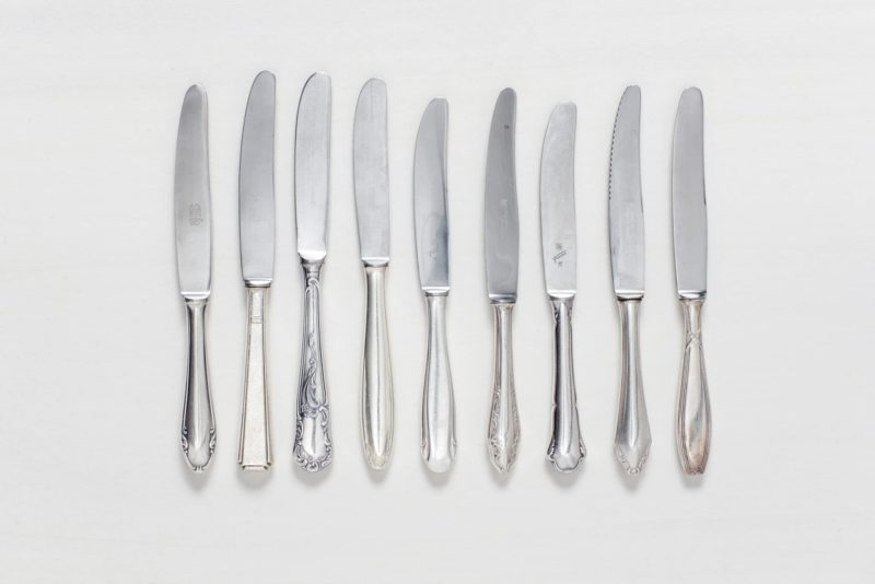 Rent event cutlery for weddings