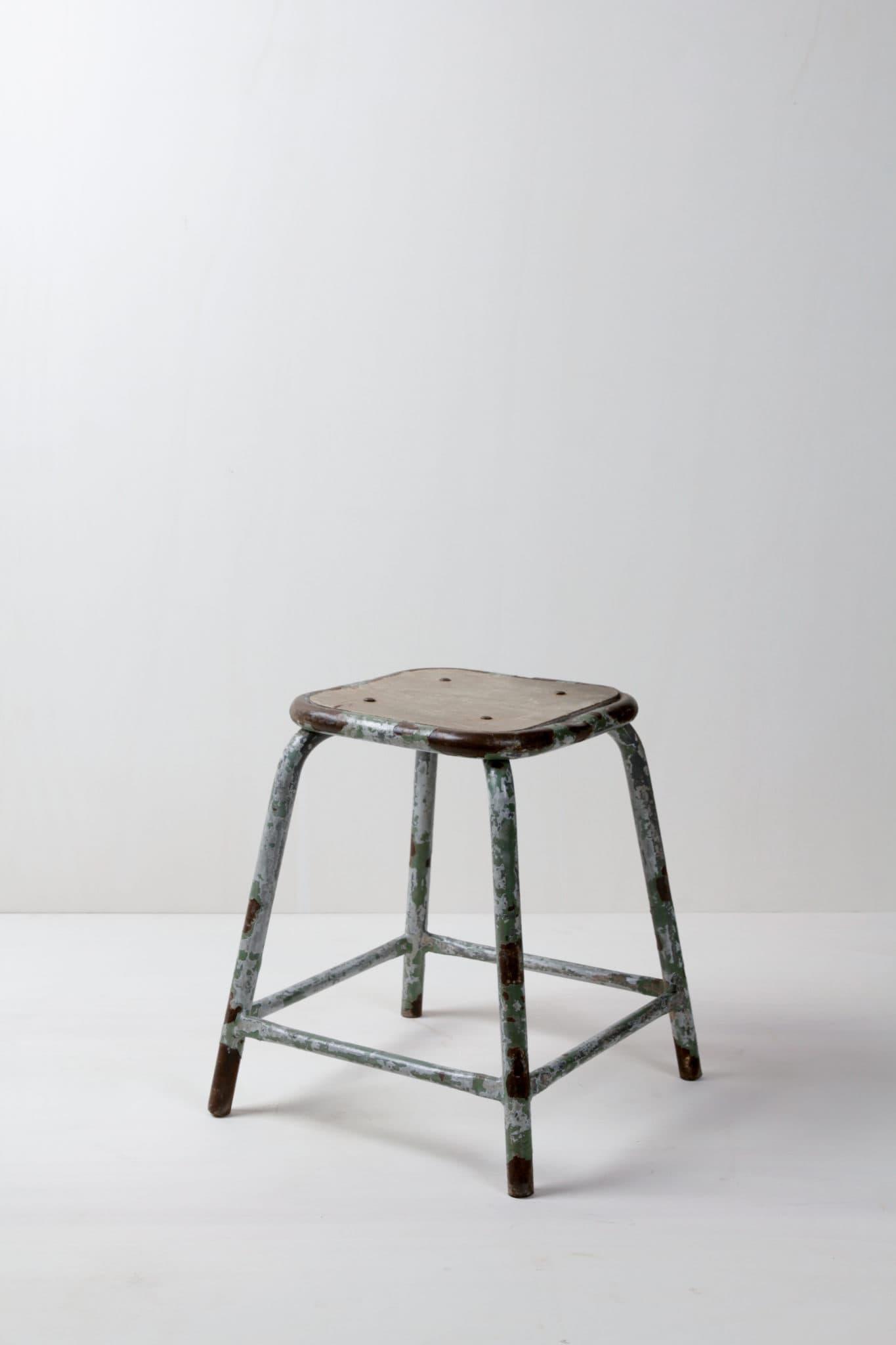 Hocker, Stühle,Tische, mieten, Mullca Hocker Frankreich