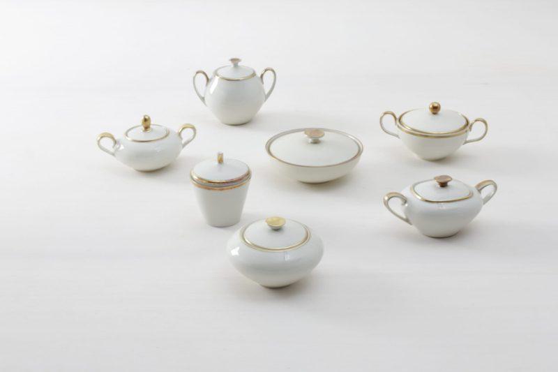 Vintage tableware for weddings, events, shootings, rent