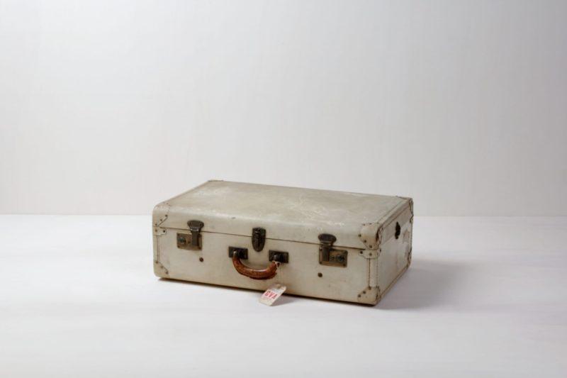 Decoration vintage suitcases, rent, rental, Berlin