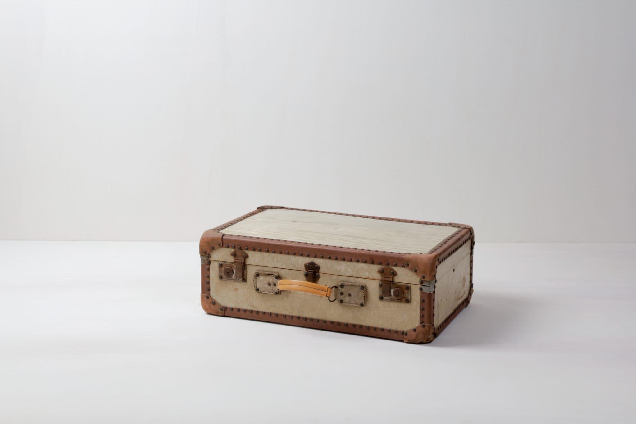 Vintage Koffer, Hochzeit, Dekoration