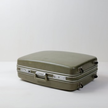 Rental of cases, boxes, trunks