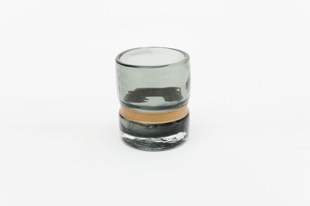 Teelichthalter Eduardo | Edler Teelichthalter.Schön kombinierbar mit den passenden Vasen aus der gleichen Serie in zwei verschiedenen Größen.Teelichter bitte separat bestellen. | gotvintage Rental & Event Design