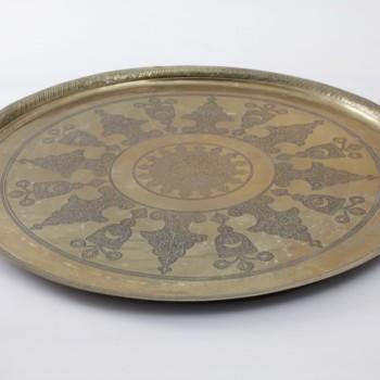 Tablett Merced Vintage | Wunderschönes vintage Tablett zum Servieren oder Dekorieren. | gotvintage Rental & Event Design