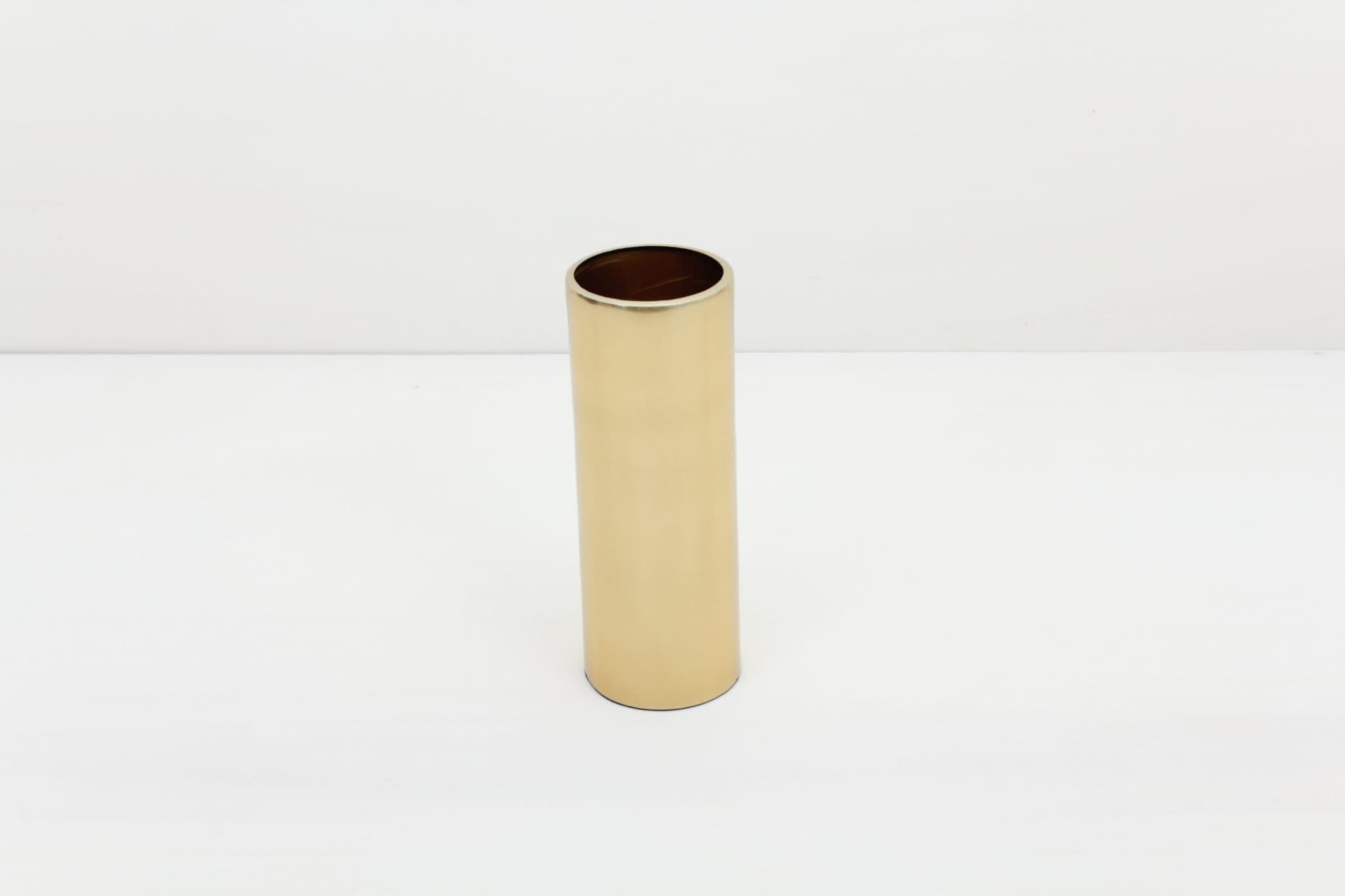 Goldene Vasen, Goldene Dekoration, mieten