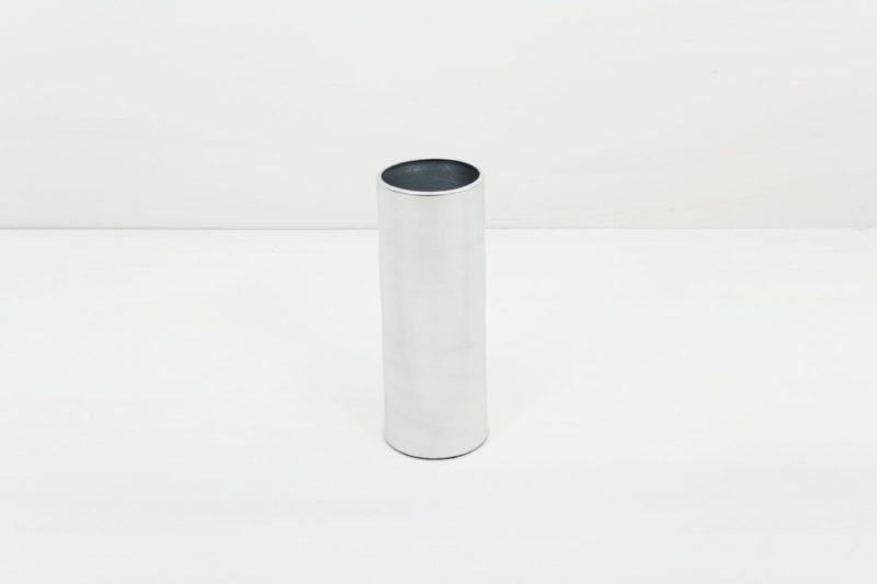 Vase, modern, silver rent