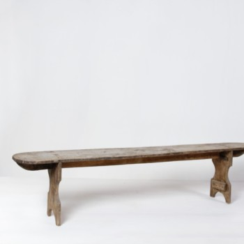 Rent wooden benches
