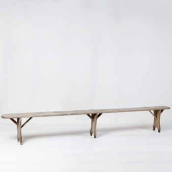 Wooden Bench Jeronimo | Wooden bench for sitting.