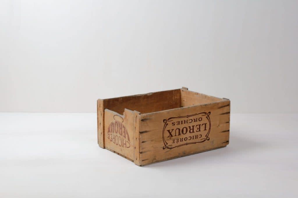 Holzkiste Eloy   Originale Gemüsekiste. Sehr schön geeignet als Regal oder zweite Ebene für Dekoration.   gotvintage Rental & Event Design