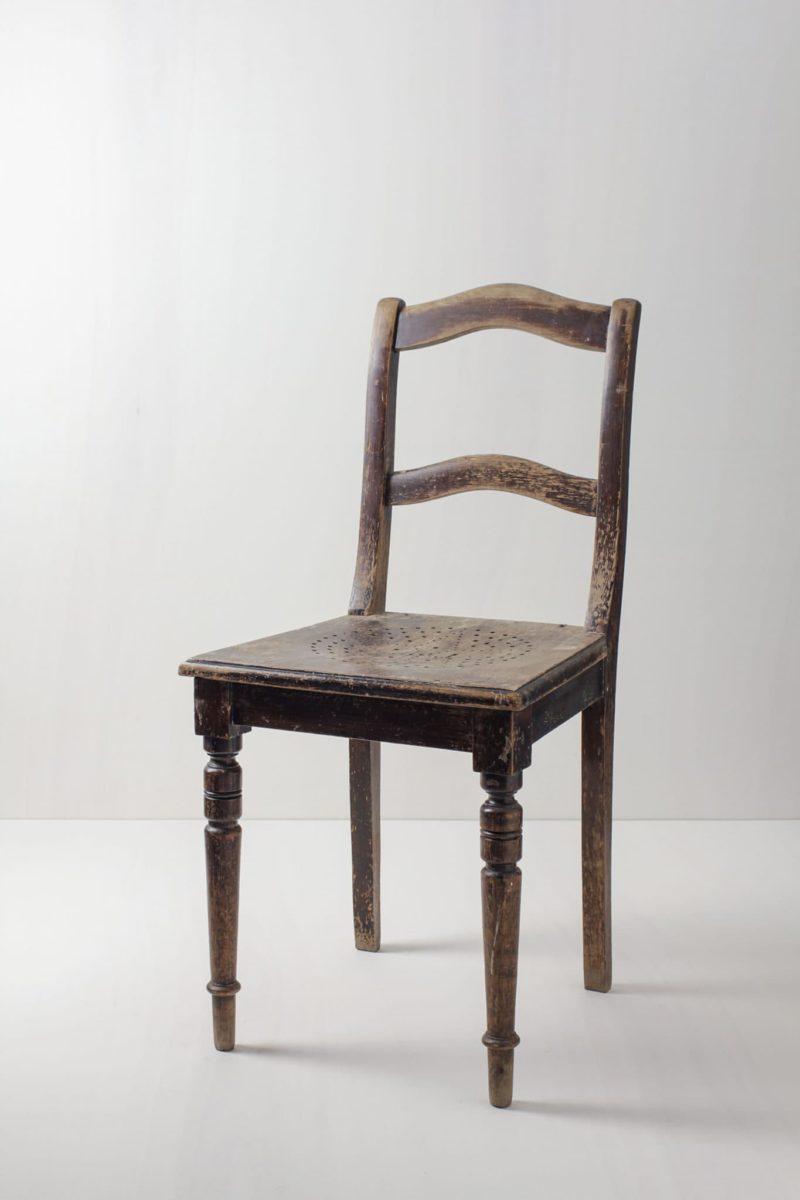 Rent antique wooden chairs in Biedermeier style