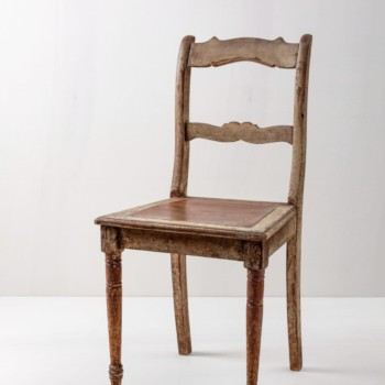 Biedermeierstuhl und Designerstühle mieten