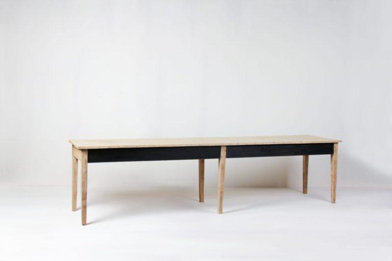 Rent wooden tables in Berlin, Munich, Hamburg