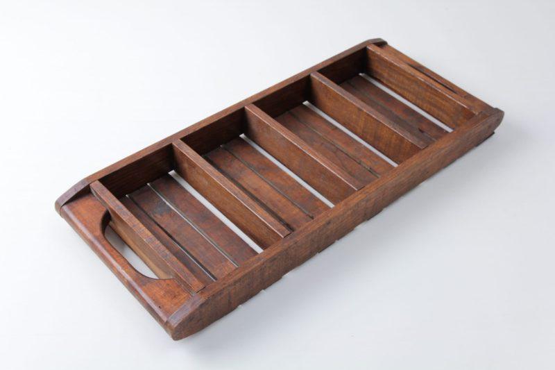 Holztablett Geronimo | Holztablett zum Servieren von Kleinigkeiten. | gotvintage Rental & Event Design