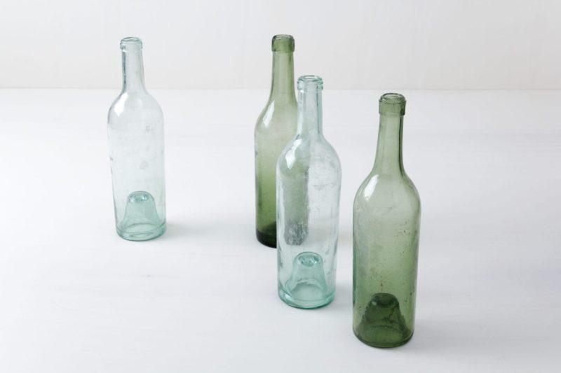Rent table decoration & bottle vases