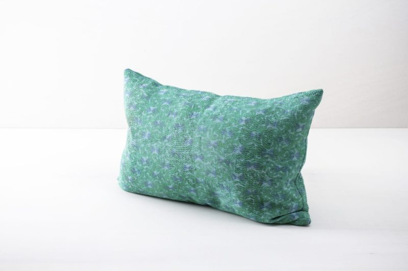 Pillow Clementina 40x60 | Different vintage cotton fabrics brought into new shape making this single piece an ideal element to give your decoration another touch. | gotvintage Rental & Event Design