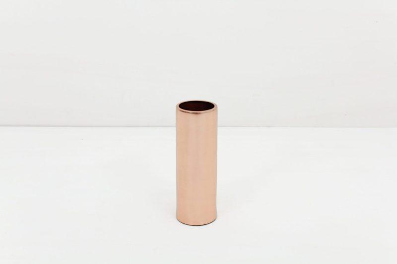 Copper vases, modern vintage rent, Berlin