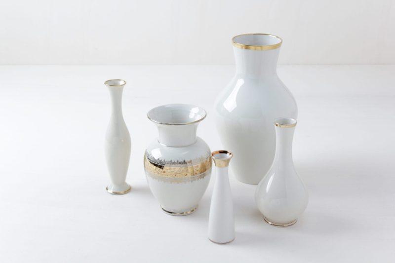 Vintage vases, wedding decoration, rental decoration