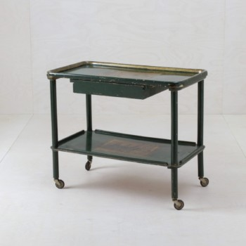 vintage serving trolley decoration element, Rent, Hamburg, Berlin, Cologne