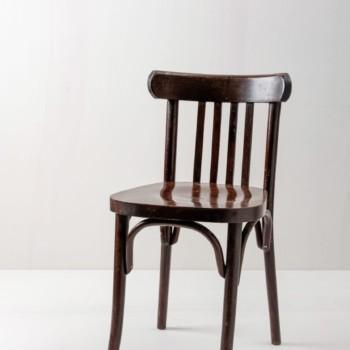 Bugholzstuhl Lucas | Bequemer Bugholzstuhl. Schön erhaltenes Holz, edler Glanz. | gotvintage Rental & Event Design