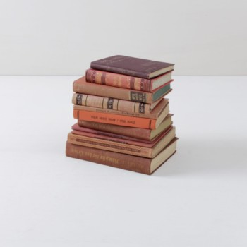 Bücher, Bibliothek, Boho Dekoration, vintage