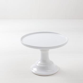 Tortenständer Eva | Handgefertigt aus creme-weissem Porzellan. | gotvintage Rental & Event Design