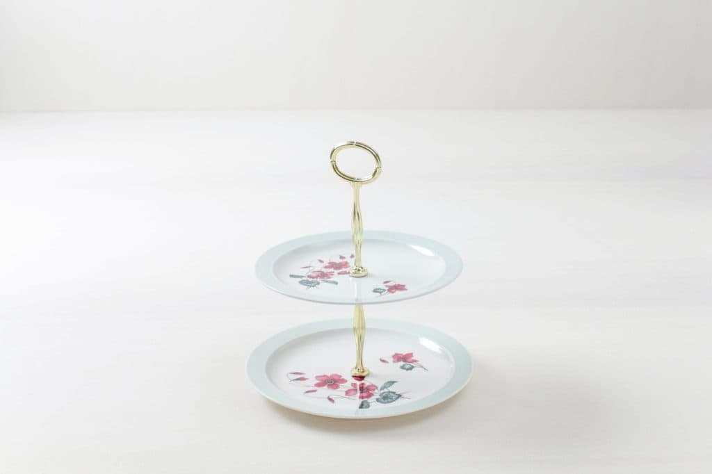 Gold Cake Stand Rental
