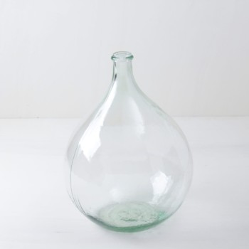 Glasballon Aurelia | Wunderschöner vintage Glasballon, ideal als Deko-Objekt. | gotvintage Rental & Event Design