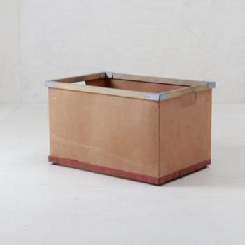Pappbox Caipe | Dekorative Pappbox als Deko und zur Aufbewahrung leichter Dinge. | gotvintage Rental & Event Design