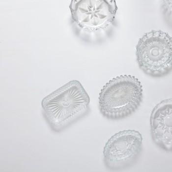 Kristallschälchen, Glasware, Hochzeit, Event