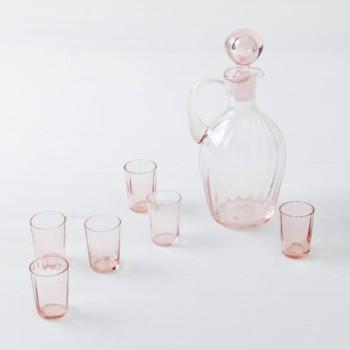 Likör Set, Schnapsflaschen, Glasartikel, mieten, Berlin, Hamburg, Cologne