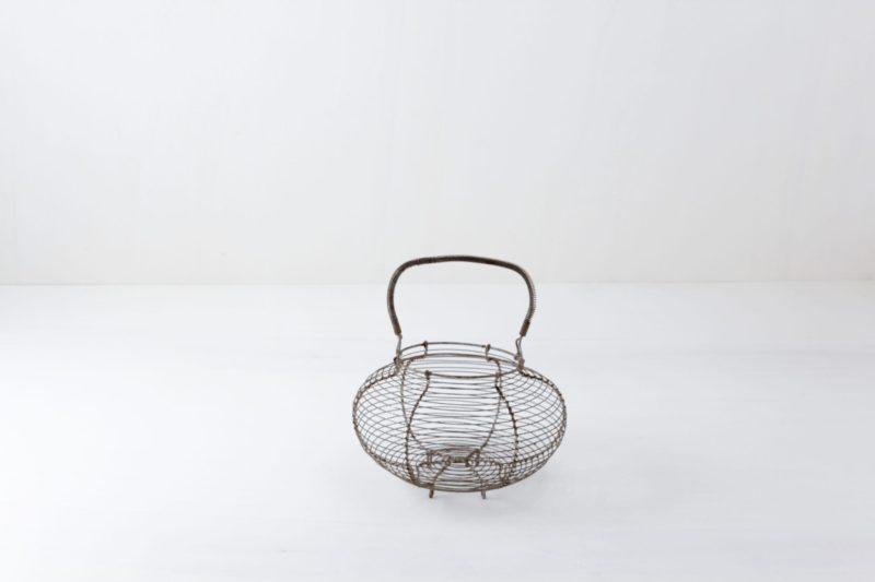 Egg Basket Tadeo | Small egg basket. Looks great in combination with bigger baskets. | gotvintage Rental & Event Design