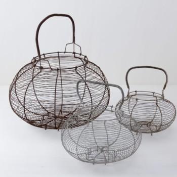 baskets, wedding decoration, event decoration
