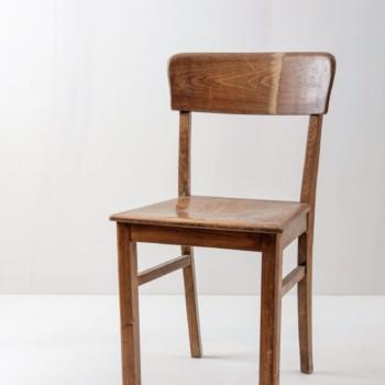 Frankfurter Stuhl Domingo | Frankfurter Stuhl. Besonders schöne Maserung im Holz. | gotvintage Rental & Event Design