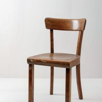 Frankfurter Stuhl Nicolas | Gut erhaltener 1960er Jahre Küchenstuhl. | gotvintage Rental & Event Design