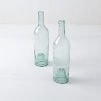 Glass Bottles Bibiana | Vintage glass bottles. Almost ancient. | gotvintage Rental & Event Design
