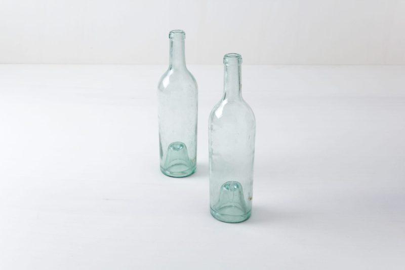 Antique bottles, glasses, vases & event decoration for rent