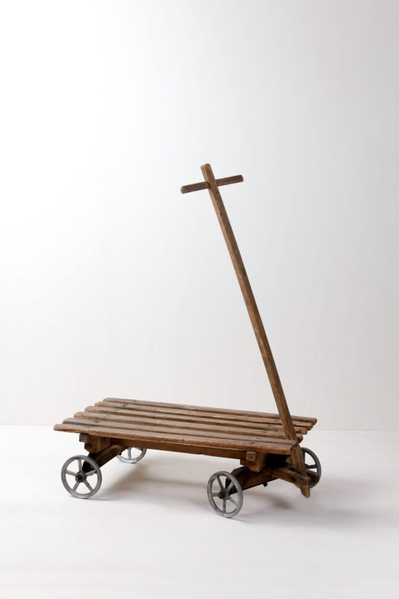 rent handcart, toys, side tables, wooden furniture