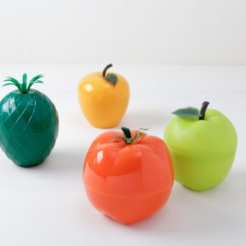 ice bucket, fruit costume, table decoration